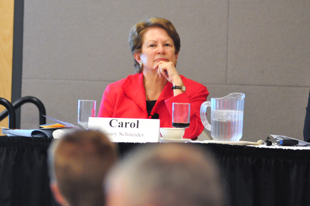 Carol Geary Schneider