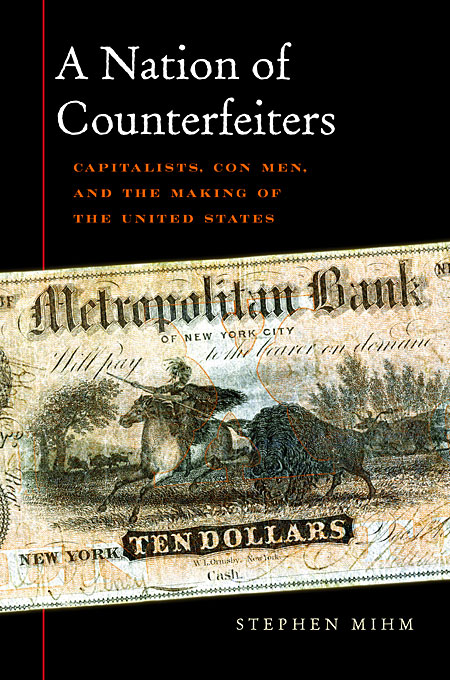 counterfeiters Mihm