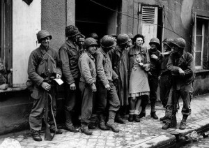 (Photo US Signal Corps)