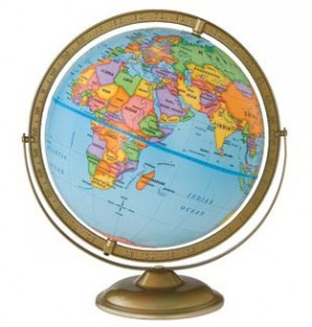 Discovery-Globe