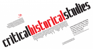 Critical_History_poster-2011