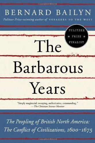 Barbarous Years